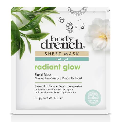 Radiant Glow – Heleyttävä pitsinaamio