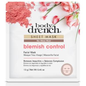 Blemish control – Puhdistava mutanaamio
